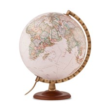 Globe National Geographic Gold