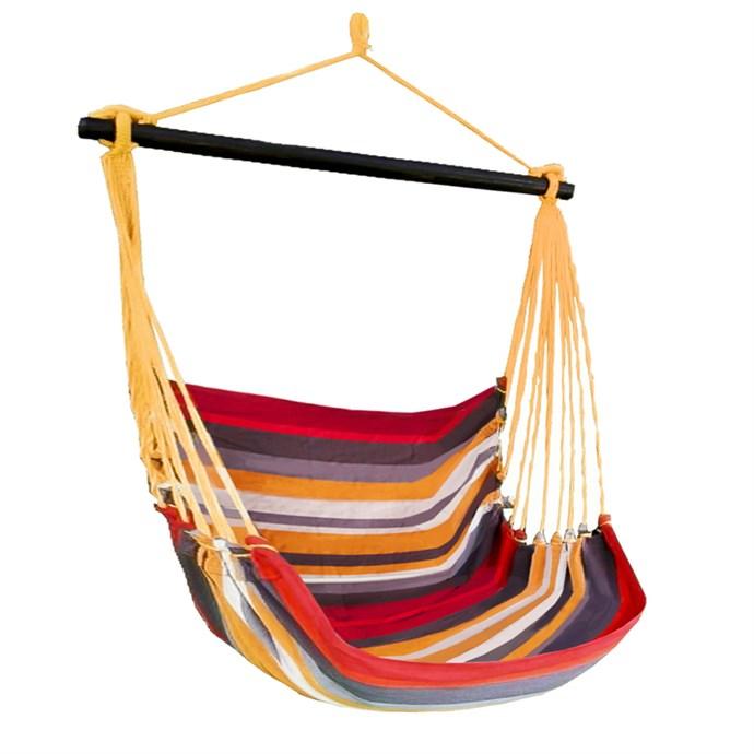 chaise hamac simple sahara nature d couvertes. Black Bedroom Furniture Sets. Home Design Ideas