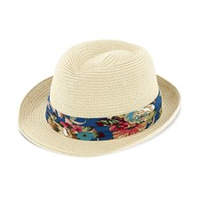 Chapeau pliable