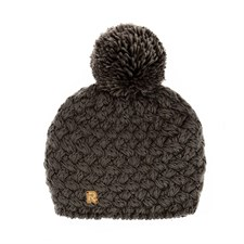 Bonnet Ice marron