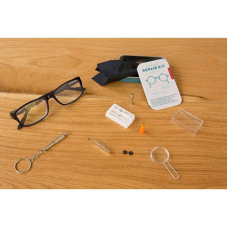 Kit de voyage réparation lunettes