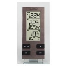Thermomètre compact intérieur/extérieur