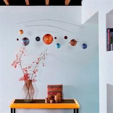 Grand mobile du système solaire