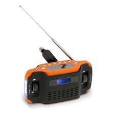 Radio solaire dynamo