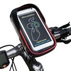 Support smartphone 2 en 1 pour vélo