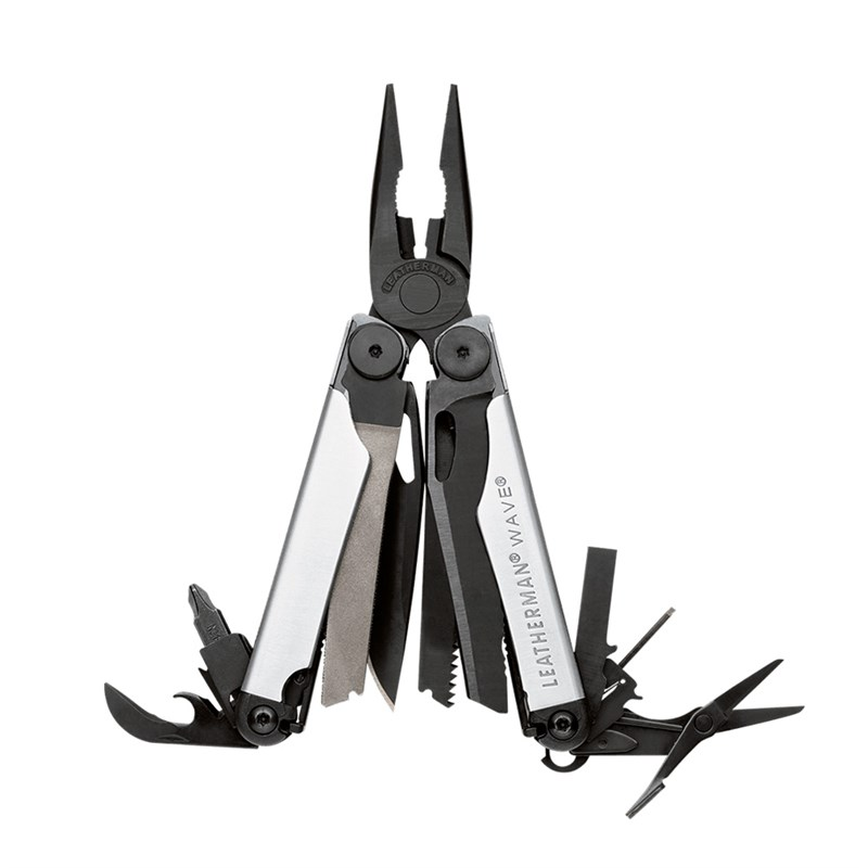 Leatherman Wave lame noire