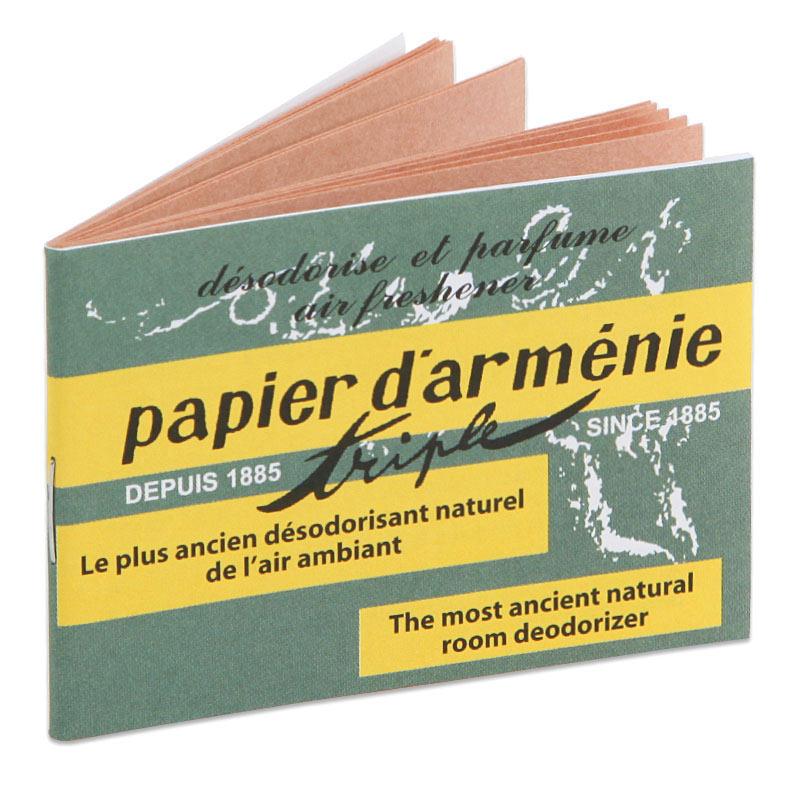 Papier D Armenie Triple Nature Decouvertes