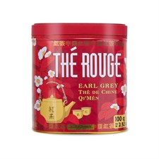 Thé rouge Earl Grey bio*