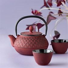 Service à thé Yokuka en fonte