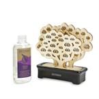 Coffret arbre à parfum figue noire