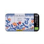 10 sachets thé blanc pêche abricot
