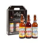 Coffret 3 bières Brasserie du Mont Blanc