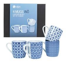 4 mugs Ino
