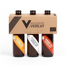 Trois bières bio primées