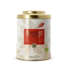 Chocolat gourmand bio en poudre
