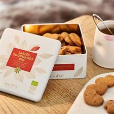 Biscuits de Noël bio