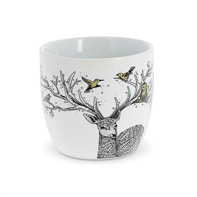 mug cerf no l nature d couvertes. Black Bedroom Furniture Sets. Home Design Ideas