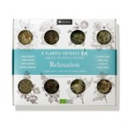 Coffret plantes bio infusions relaxation