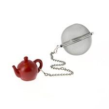 Boule à thé theière