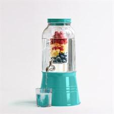 Fontaine à boissons avec infuseur