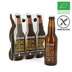 3 bières bio au quinoa sans gluten
