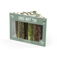 Coffret Choco Mint Tea