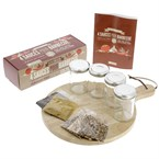 Kit de fabrication 4 sauces barbecue