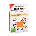 Kit crackers graines germées seigle