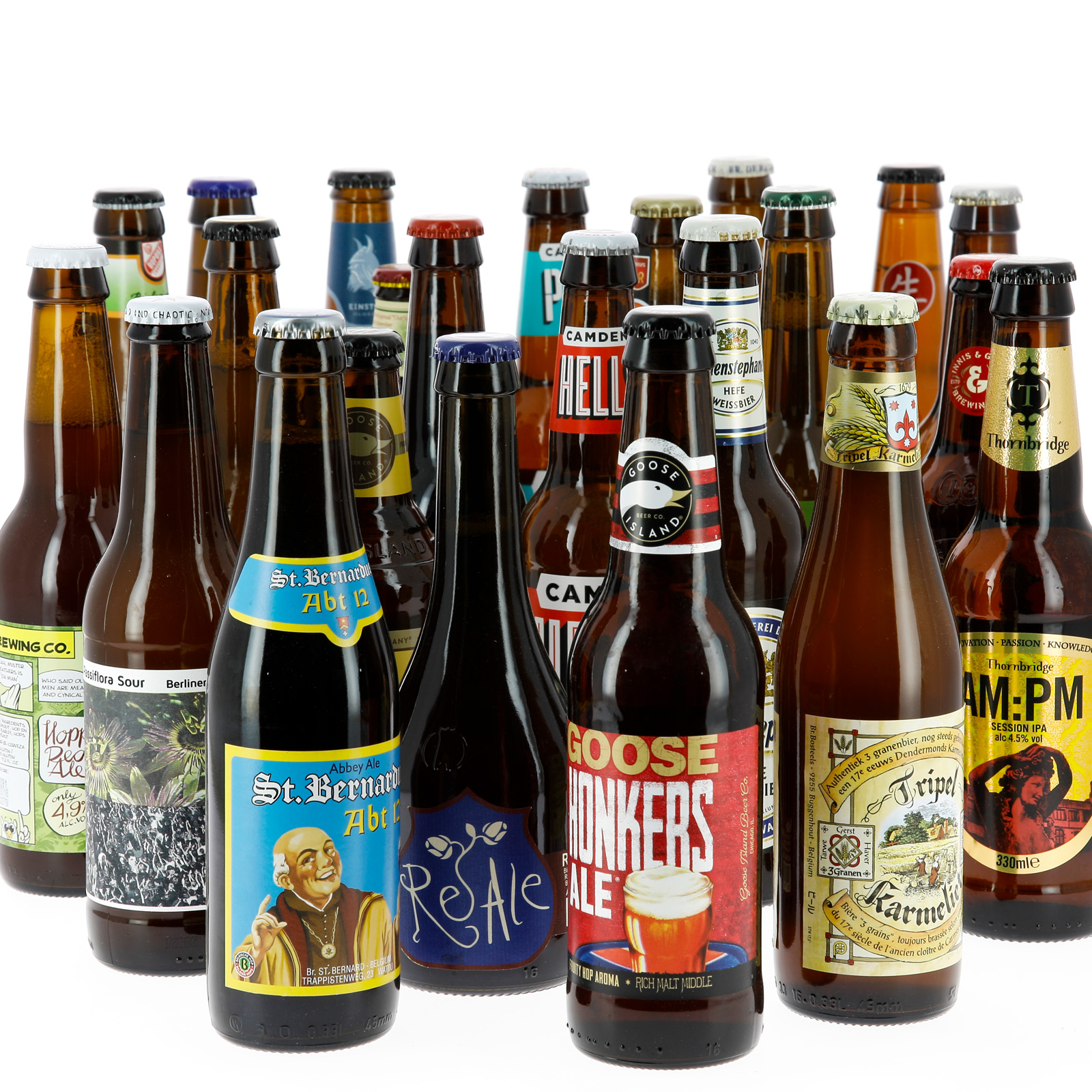 04493cedb17 Calendrier de l Avent bières du monde