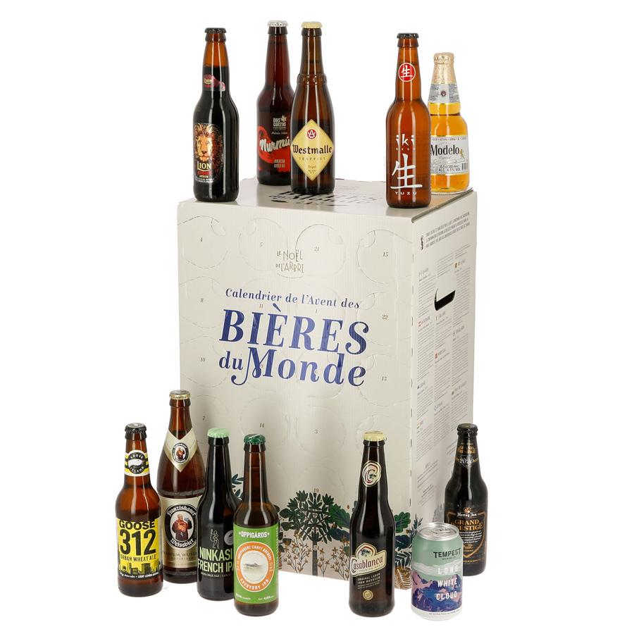 Calendrier de l'Avent bières du monde | Nature & Découvertes