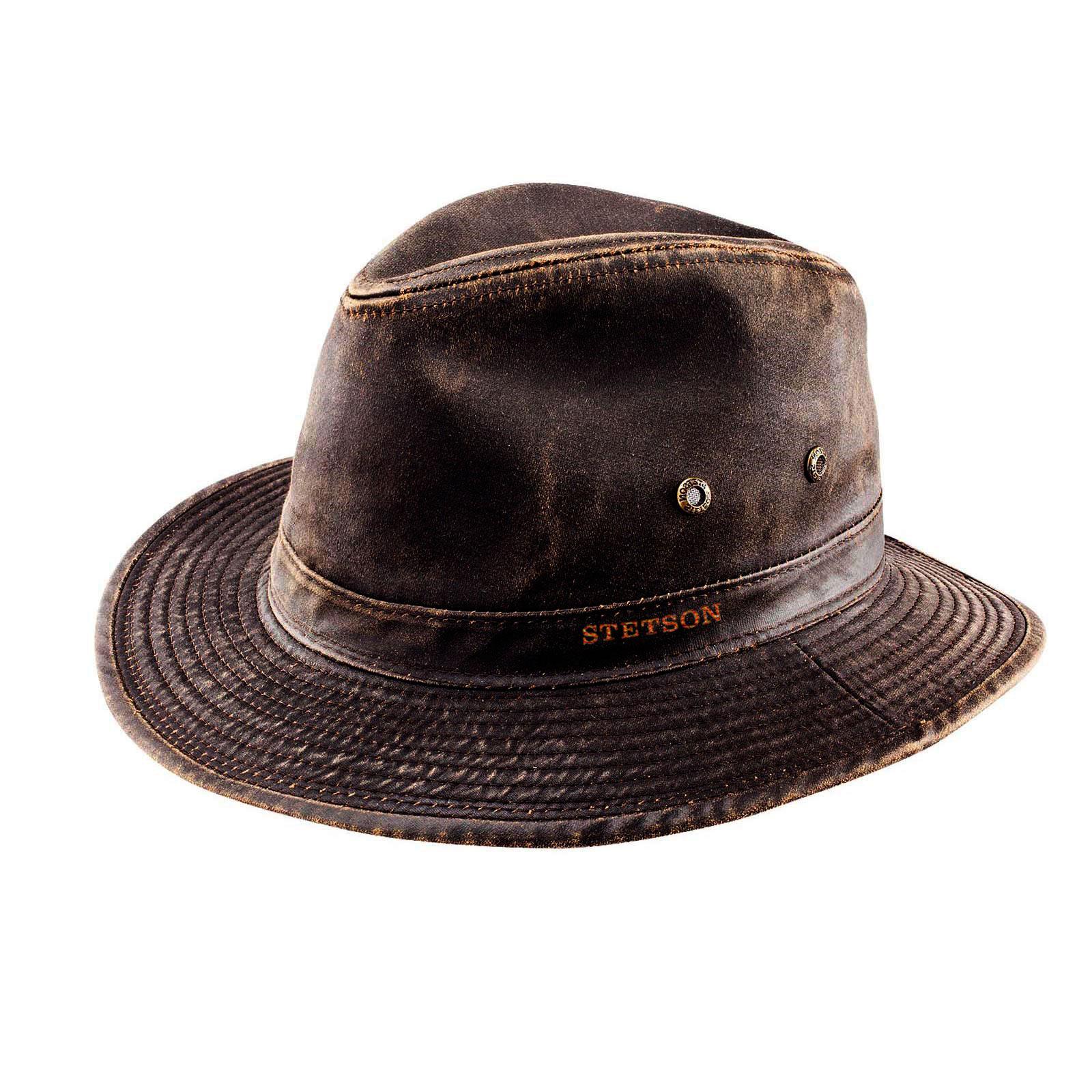 divers styles matériau sélectionné offres exclusives Chapeau Indiana Stetson XL