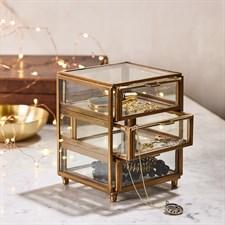 Précieuse boîte à bijoux