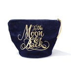 "Pochette céleste ""To the Moon and back"""