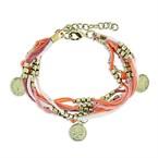 Bracelet Epsilon corail
