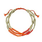 Bracelet gamma corail