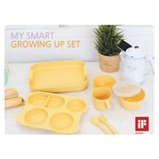 Set vaisselle bébé smart growing up set
