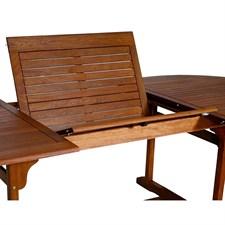 Table bangkok ovale - grand modèle