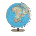Globe duo en verre acrylique, 34 cm