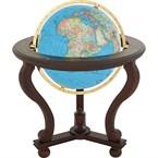 Globe en verre de cristal soufflé, 51 cm