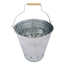 Barbecue portable seau