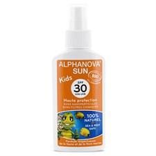 Spray solaire kids spf 30 bio
