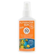 Spray solaire kids spf 50 bio