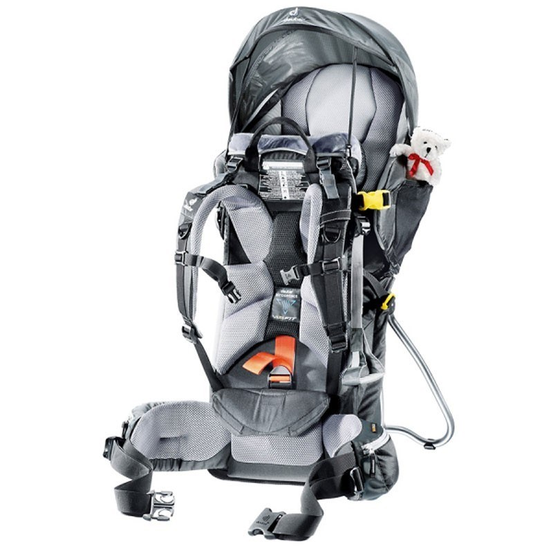 Porte-bébé deuter kid comfort 3 | Nature