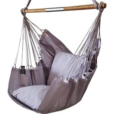 Chaise hamac newline gris