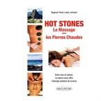 Livre 'hot stones, le massage pierres