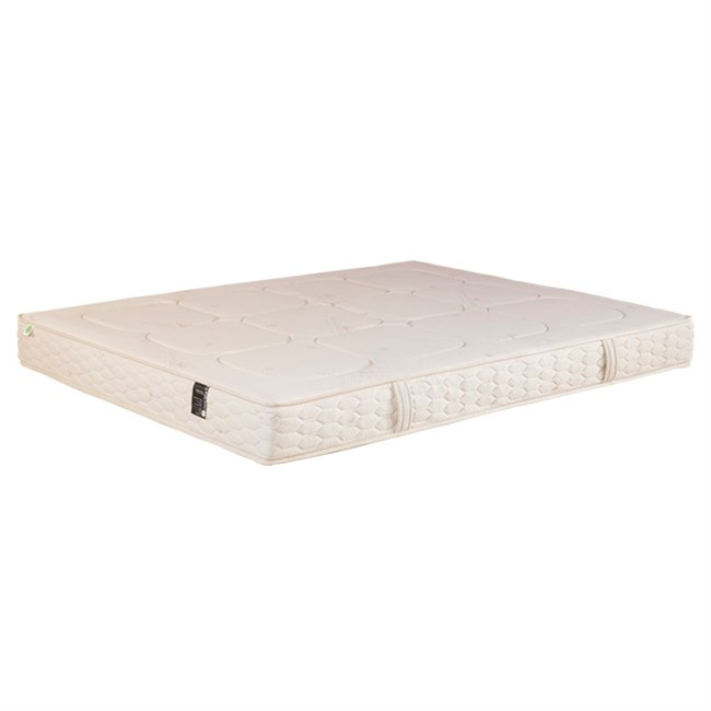 Matelas vegan lucie 23 cm latex naturel 70x190 nature - Matelas latex naturel 140x190 ...