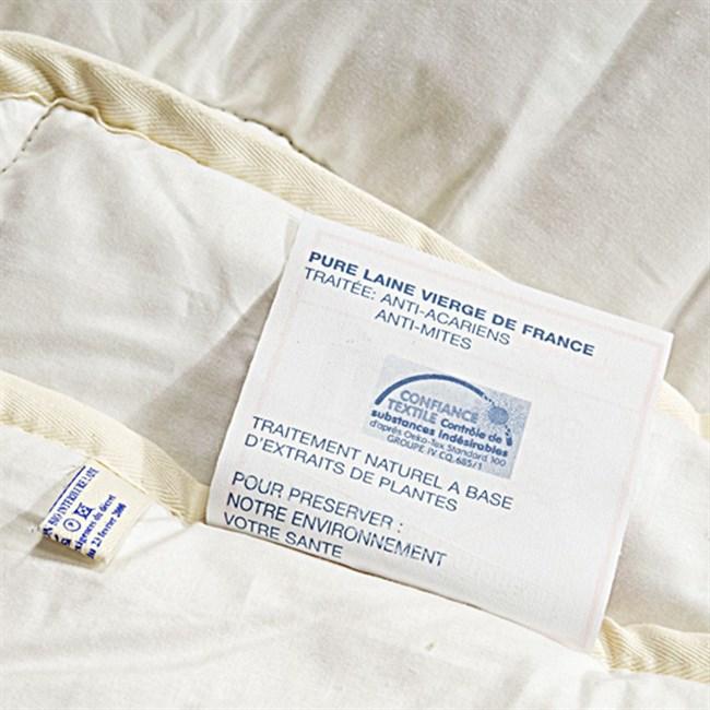 couette 4 saisons laine haryana 240x280 nature d couvertes. Black Bedroom Furniture Sets. Home Design Ideas