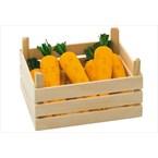 Légumes en bois goki -  carottes