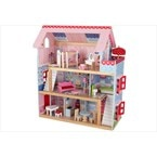Maison de poupées en bois chelsea