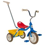 Tricycle colorama canne et benne